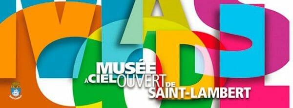 Chloé Beaulac et Yannick De Serre au Musée à ciel ouvert de Saint-Lambert